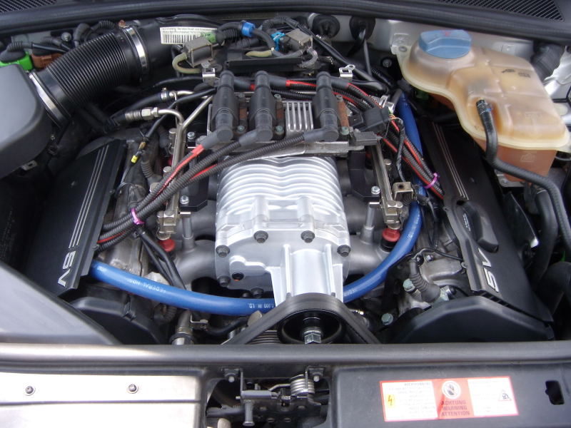 2001 Audi A4 2 8 Quattro Supercharged