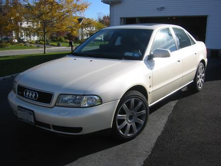 1996 A4 2.8 FWD auto Pearl White for sale - NY