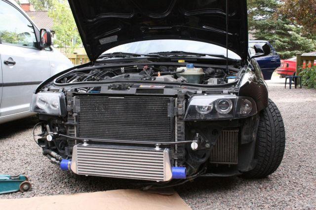 """Audi A4 1,8TQ """"Evolet"""""""