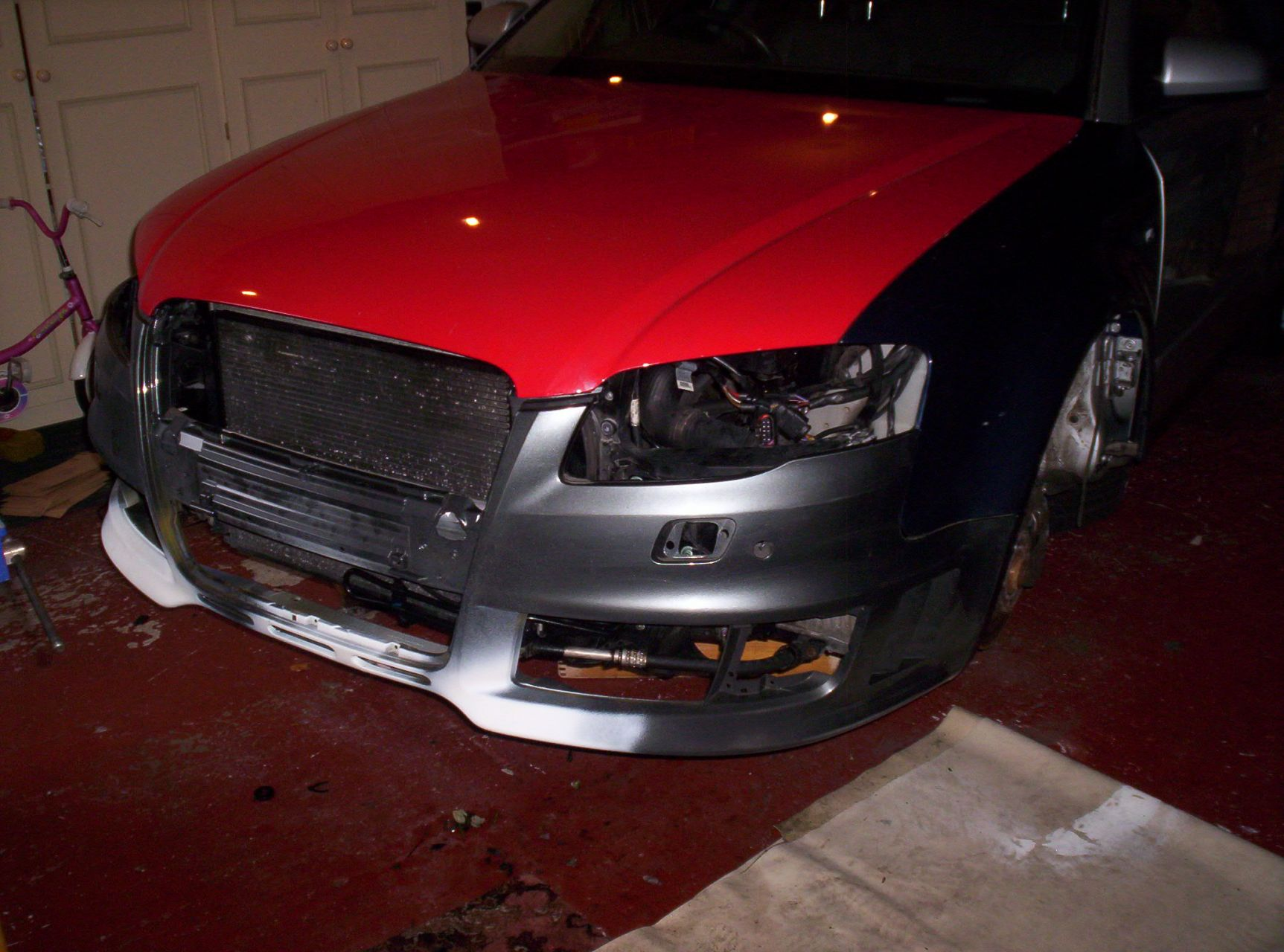 Audi A4 B6 To B7 Rs4 Widebody Replica Conversion Build Diary Page 2