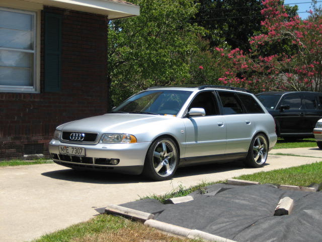 99 A4 Avant Forsale With 2L Stroker Motor