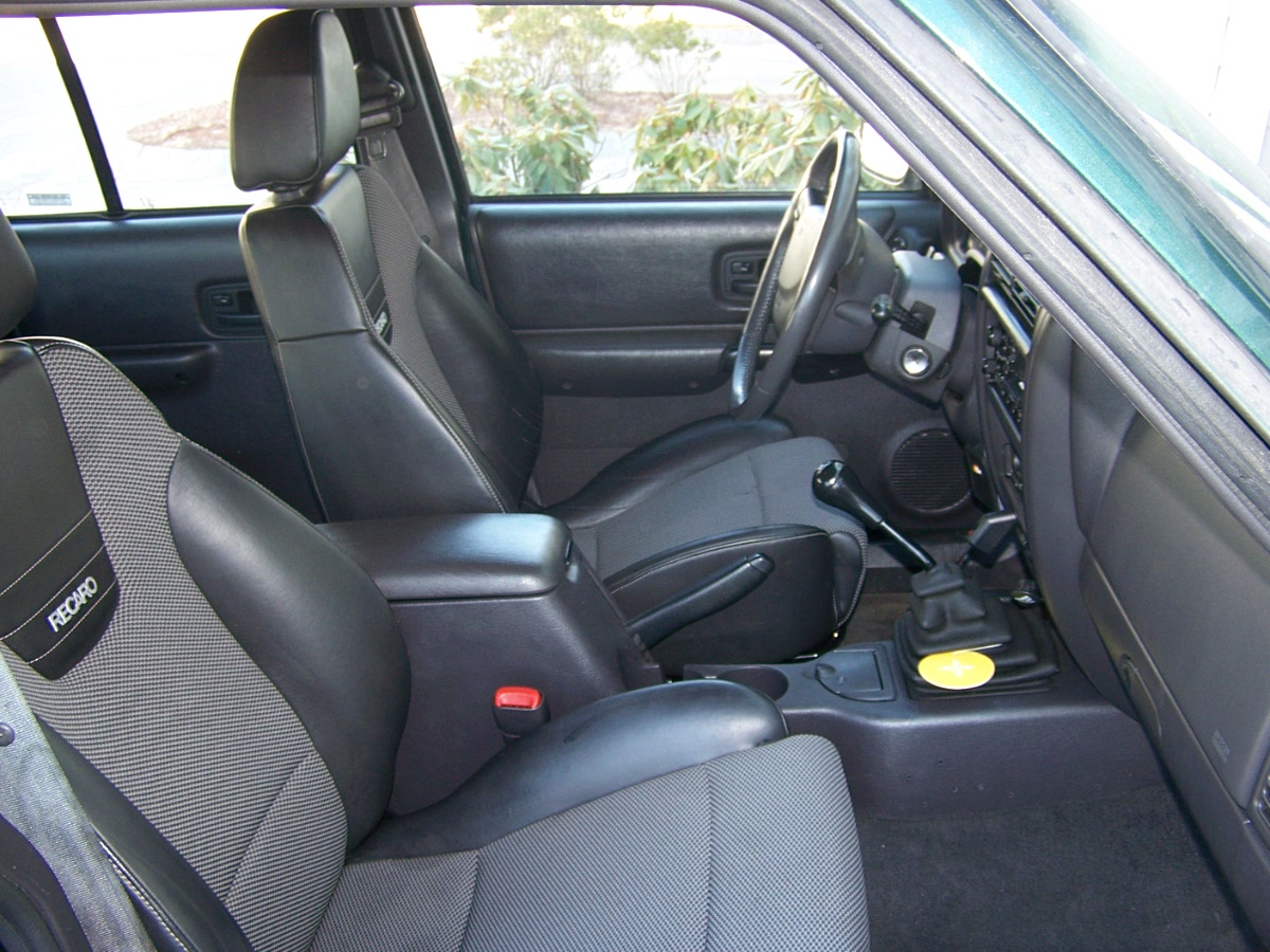 Recaro Seats In My Xj Jeepforumcom
