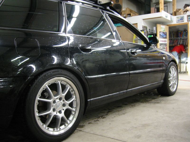 What Wheel Tire Size Combinations Will Fit A 2001 A4