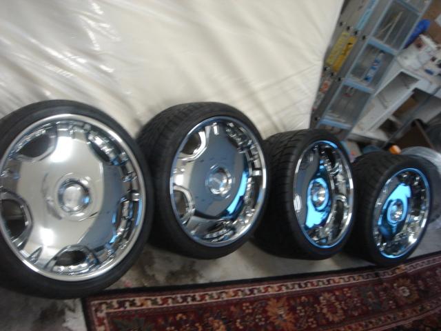 """Rims And Tires For Sale Near Me >> 19"""" AUTHENTIC LOWENHART LDR 3pcs MERCEDES CLK TIRES WHEELS - Mercedes Forum - Mercedes Benz ..."""