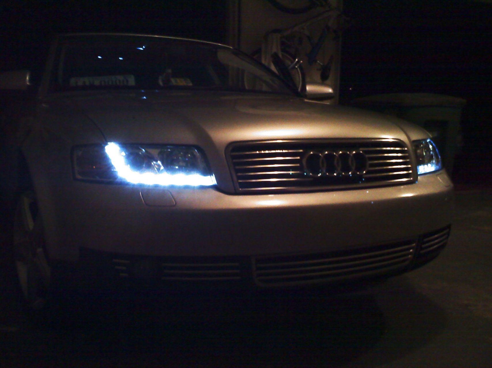 2006 Audi A3 Headlights Sportback By