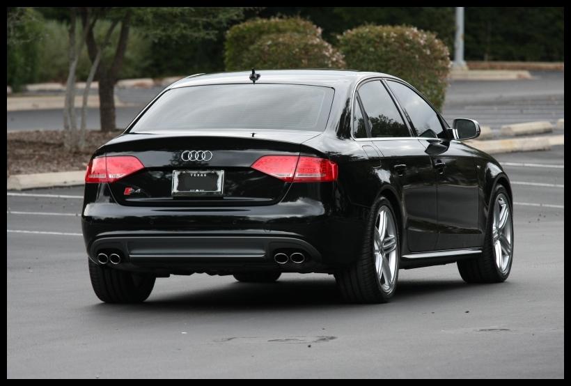 My 2010 Audi S4 (pics)