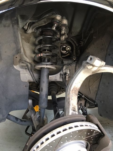 DIY  B7 A4 Suspension  Steering      Drivetrain    Refresh