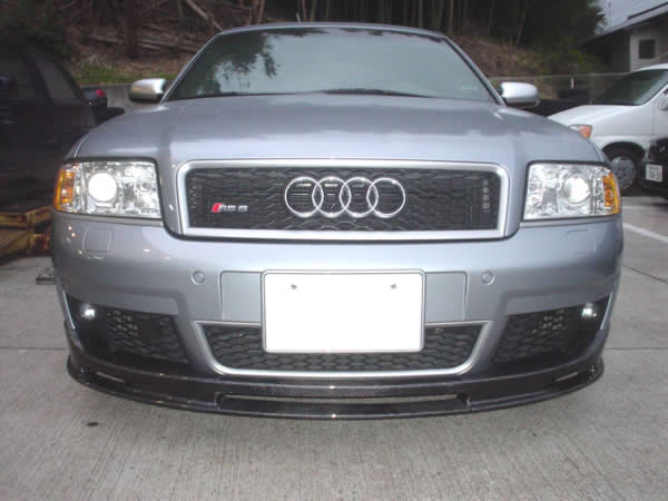 New body kit for c5 a6 for us market for Garage audi 93