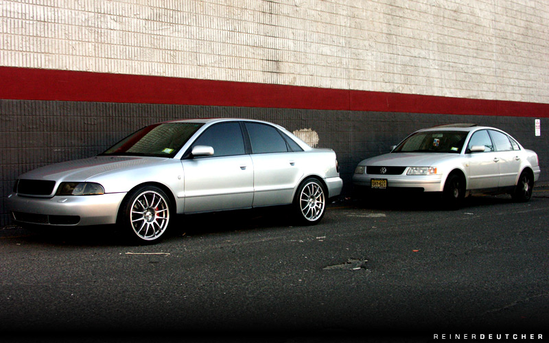 Vwvortex Com Aliel S Widebody Audi A4 Project
