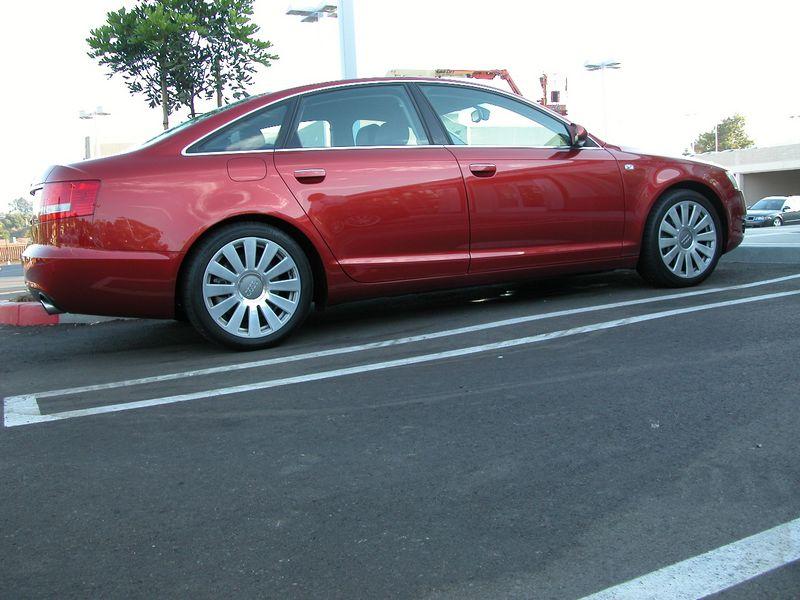2005 Audi A6 4 2 V8 Quattro Driving Impressions