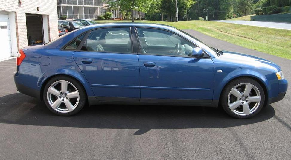 Bmw Software Update >> FS : O.CT KO4 TUNED 2003 Audi A4 Denim Blue 1.8TQ 5spd manual