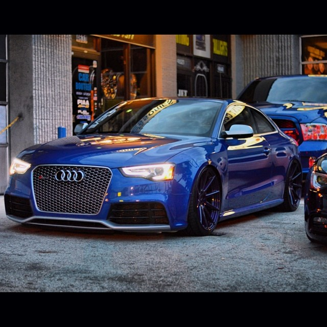 Official B8 A5/S5/RS5 Aftermarket Wheel Gallery ***
