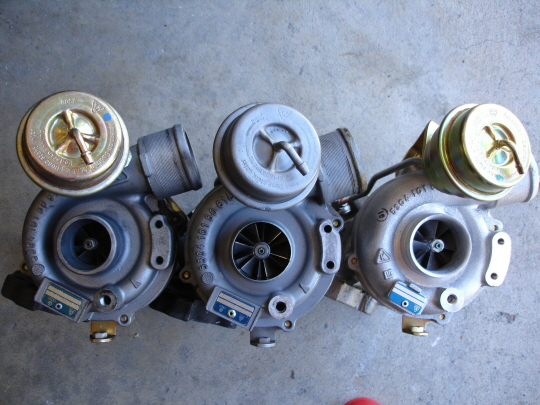 Buehn K03 16 Hybrid Turbos For Sale