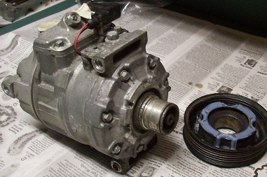 air conditioning compressor swash plate vs clutch rh audizine com 2011 Audi TT Owner's Manual Audi TT Service Manual