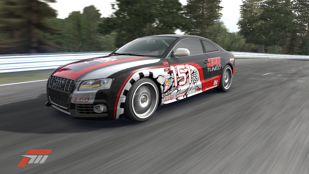 Apr Motorsport S4 In Forza 3