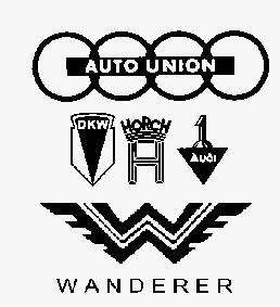 Auto Union 01 1932 1964 Las 4 Marcas Audizine Photo Gallery
