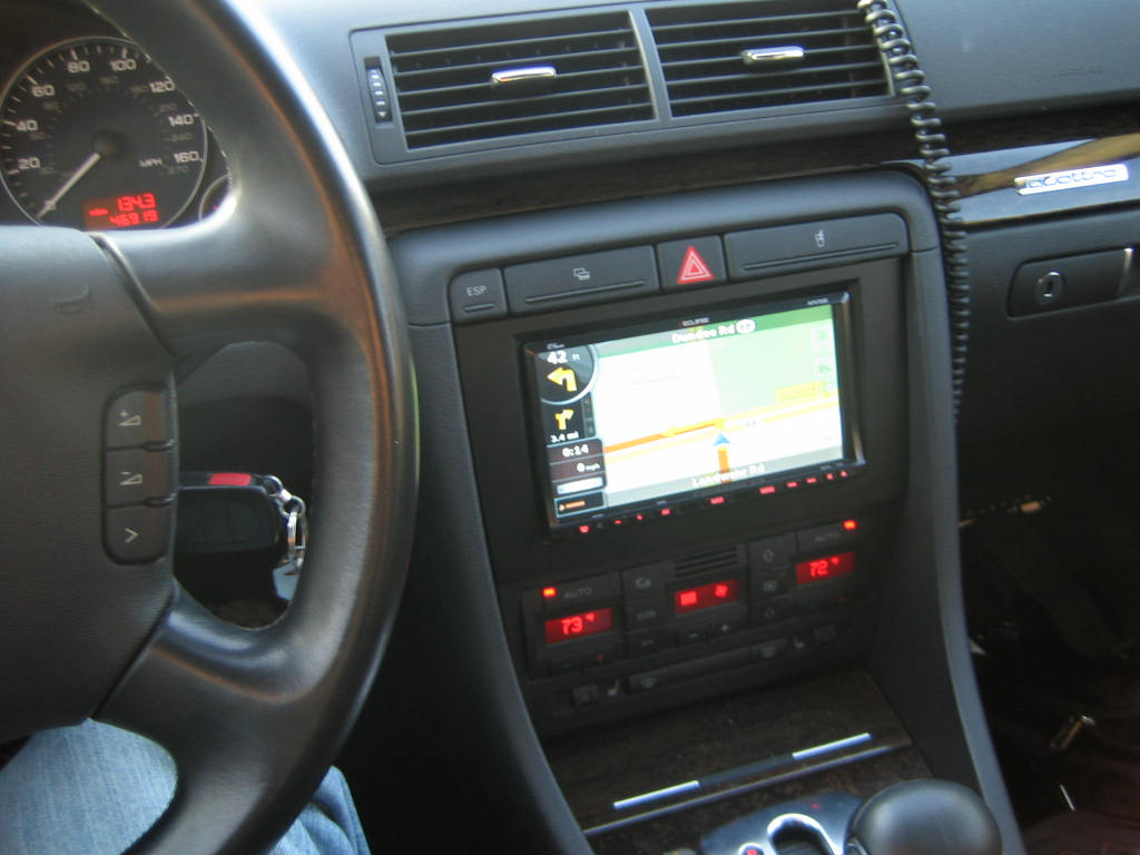 Will These Double Din Kits Work For My B6
