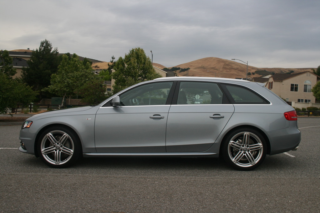 my new b8 a4 avant s line in monza silver. Black Bedroom Furniture Sets. Home Design Ideas