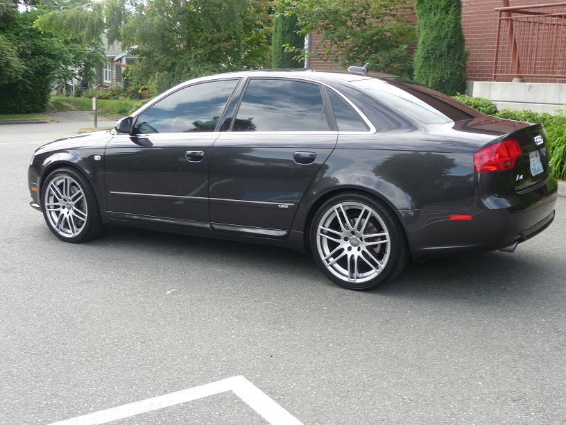 Audi Lava Grey Paint Code
