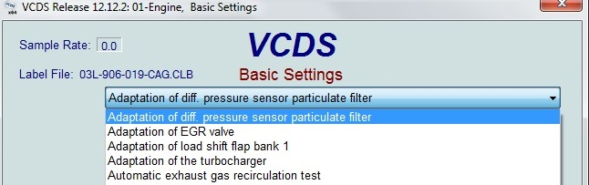Madison : Vw golf dpf regeneration vcds