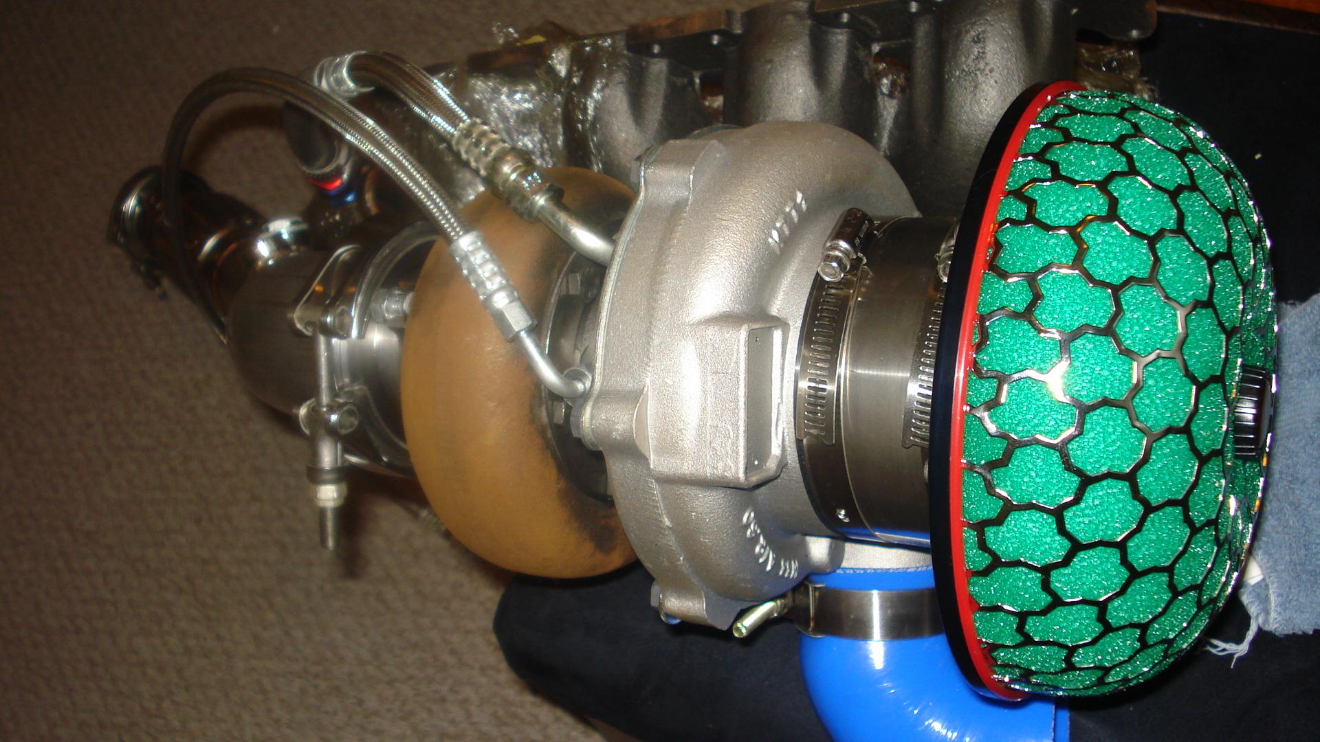 N75 With External Wastegate