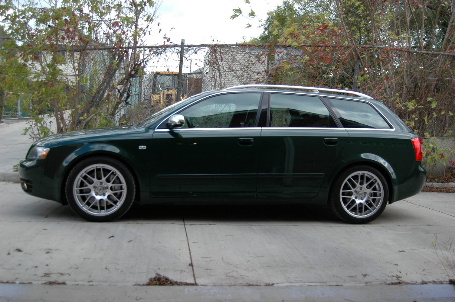 19 Quot Or 18 Quot Wheels Best For B6 Avant Stock Ride Height
