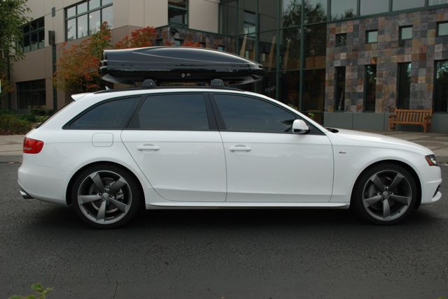 Inno Roof Rack >> Show Me Your Box - the Roof Mounted Cargo Box Thread - Page 14