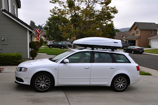 Show Me Your Box The Roof Mounted Cargo Box Thread Page 13