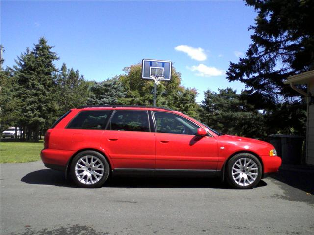 2008 Tt Wheels And Tires On A 1999 5 B5 Avant Sport