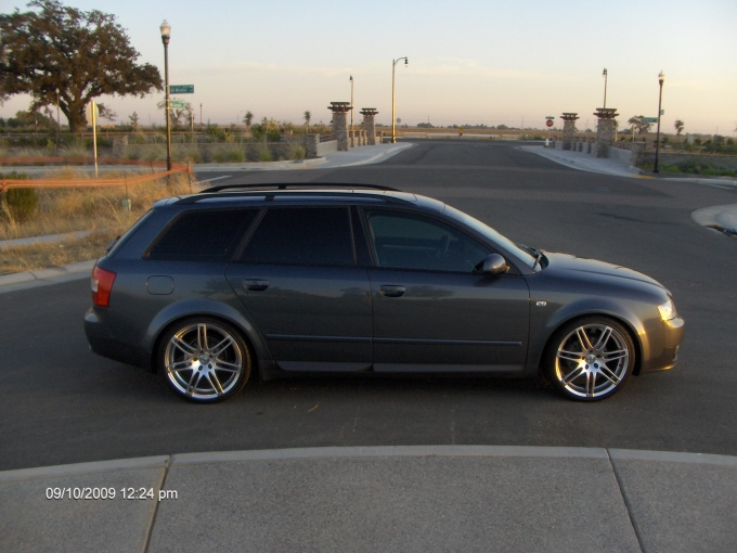 Elk Grove Audi >> Anyone with different tints front / back?
