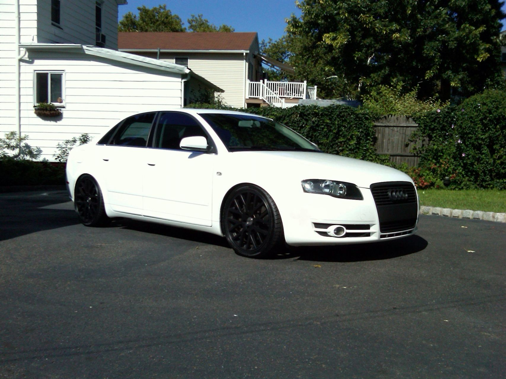 For Sale 2007 B7 A4 2 0t 6spd For Sale