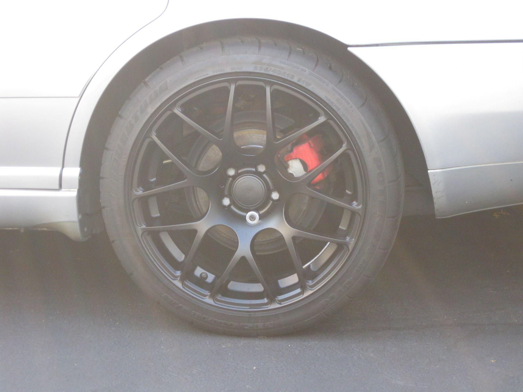 """VMR Wheels - V710 18"""" Hyper Silver/Gunmetal/Matte Black on ..."""