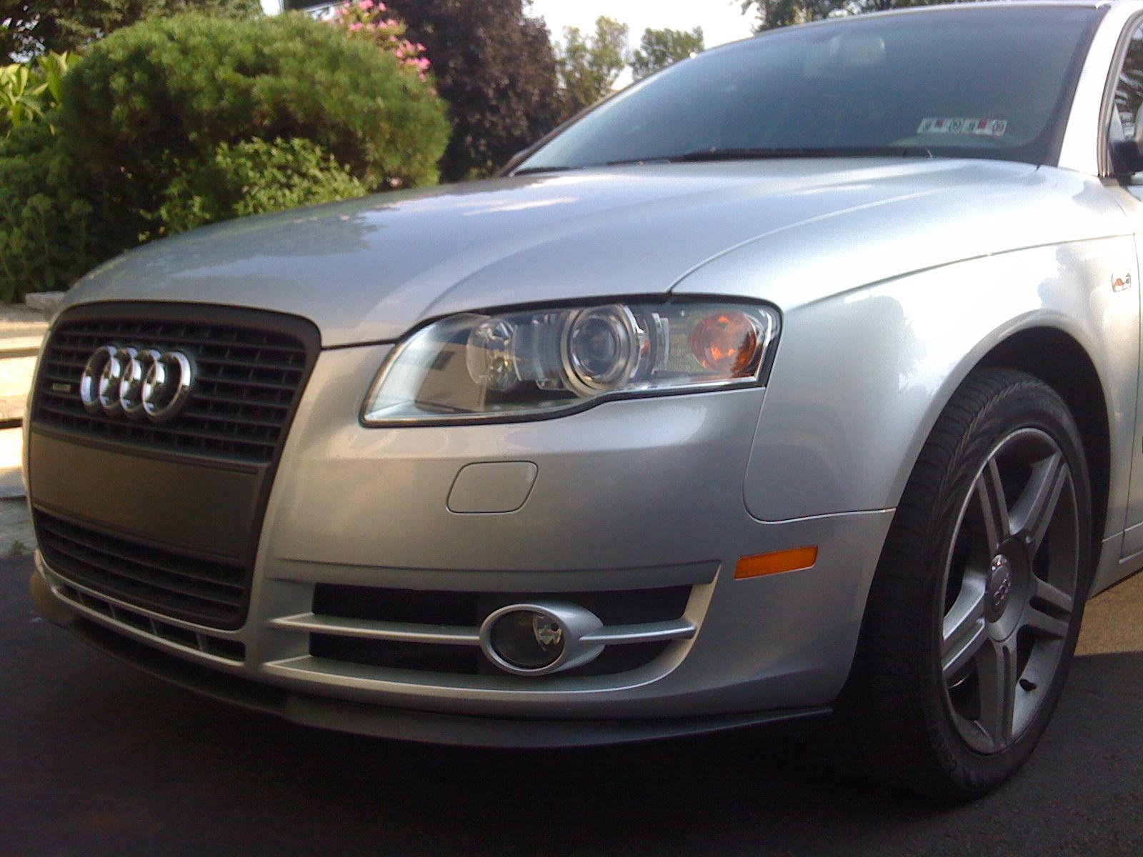 Non Sline A4 S Line Front Bumper Or Cupra Lip