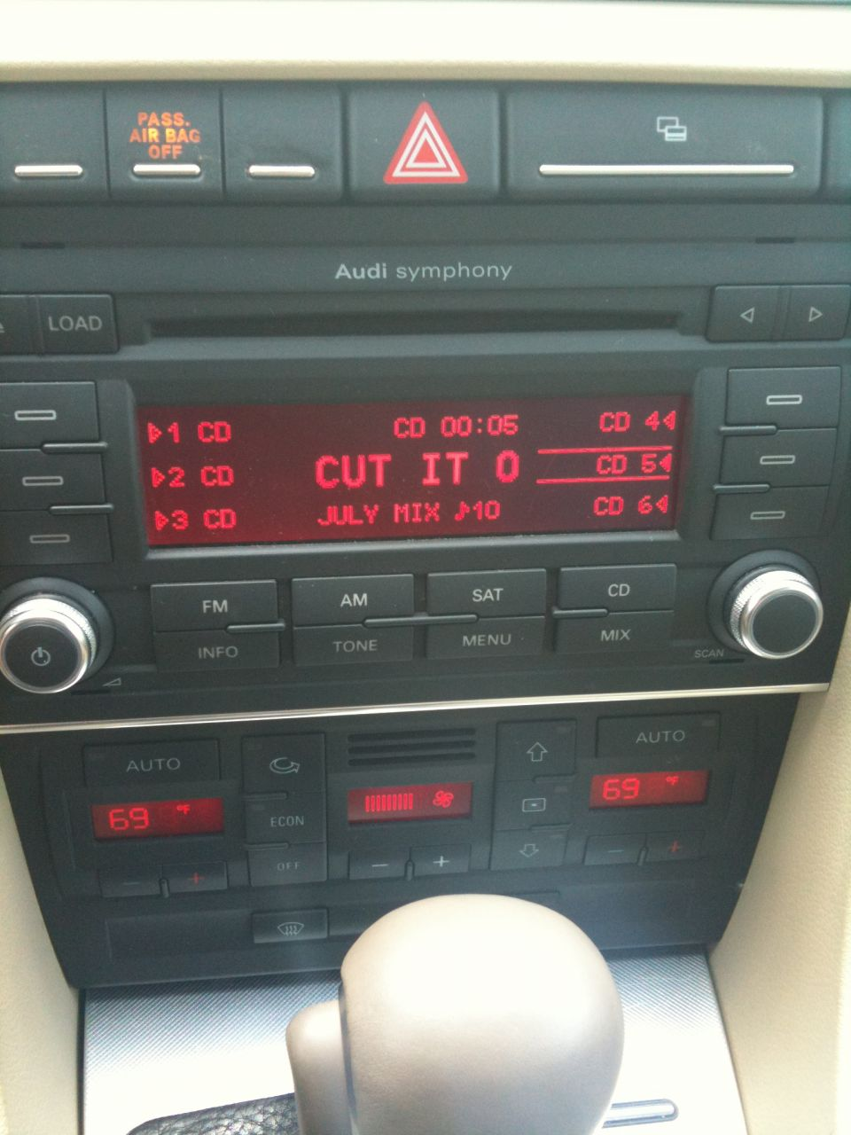 Aftermarket navigation install on bose system