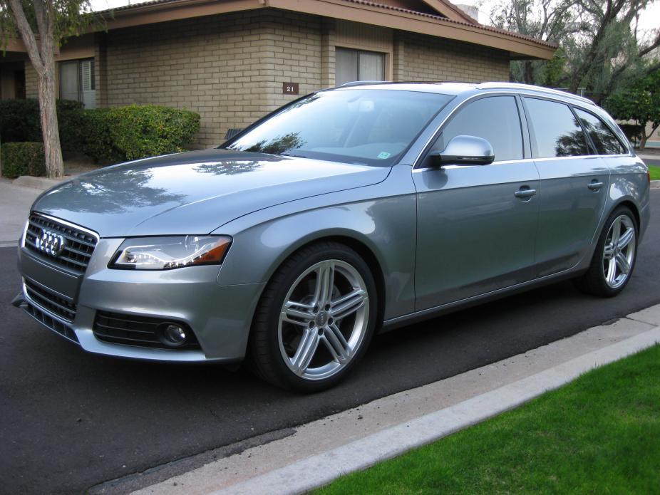 Audi a4 avant b7 specs