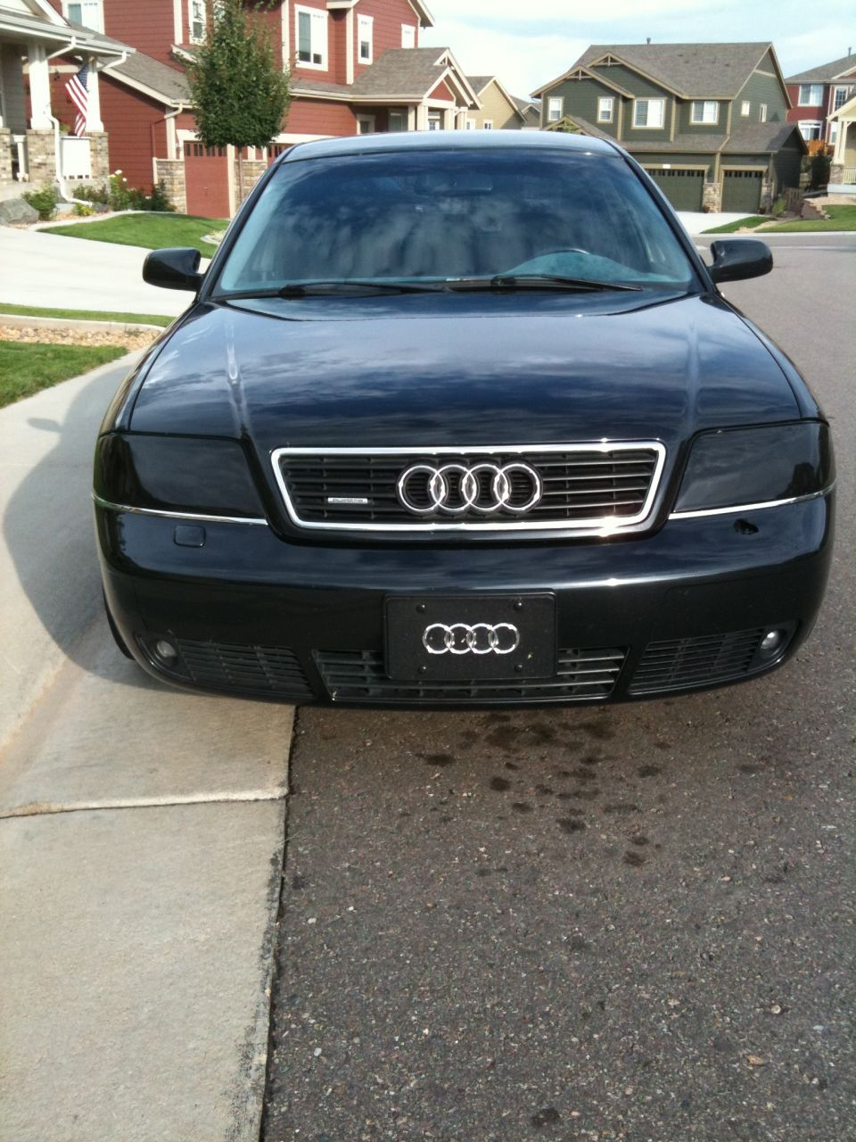 Blacked Out Headlights On C5 A6 Page 5