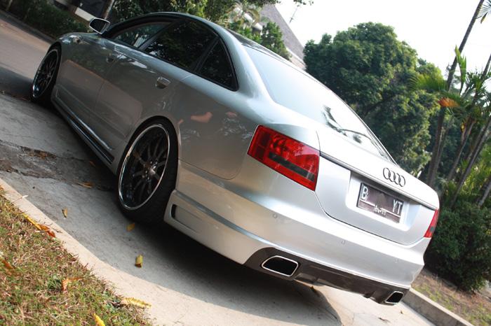 audi a6 body kits. 2006 Audi A6(C6) 2.0T