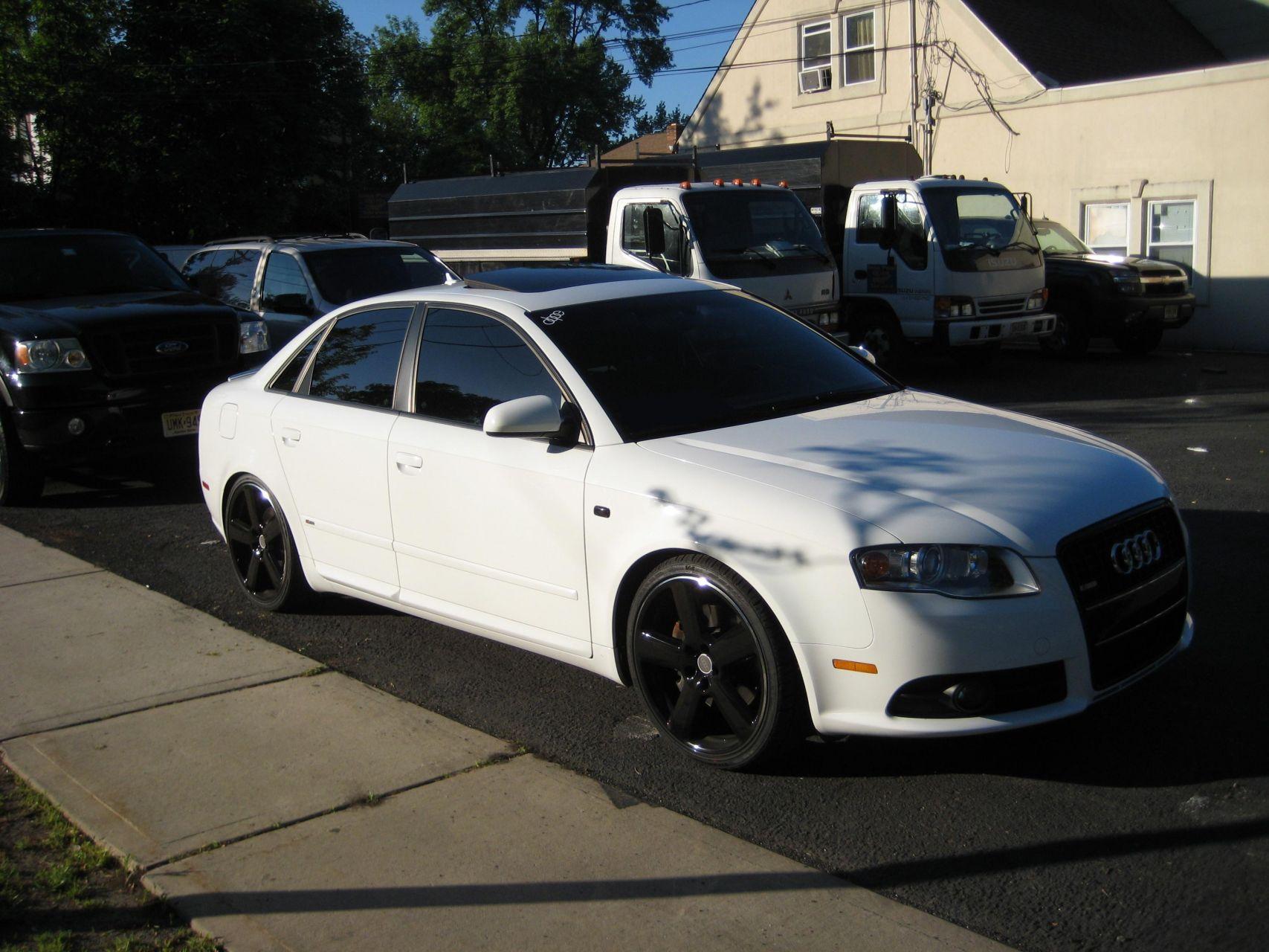 17 B W A4 Ideas Audi A4 Audi Black Rims