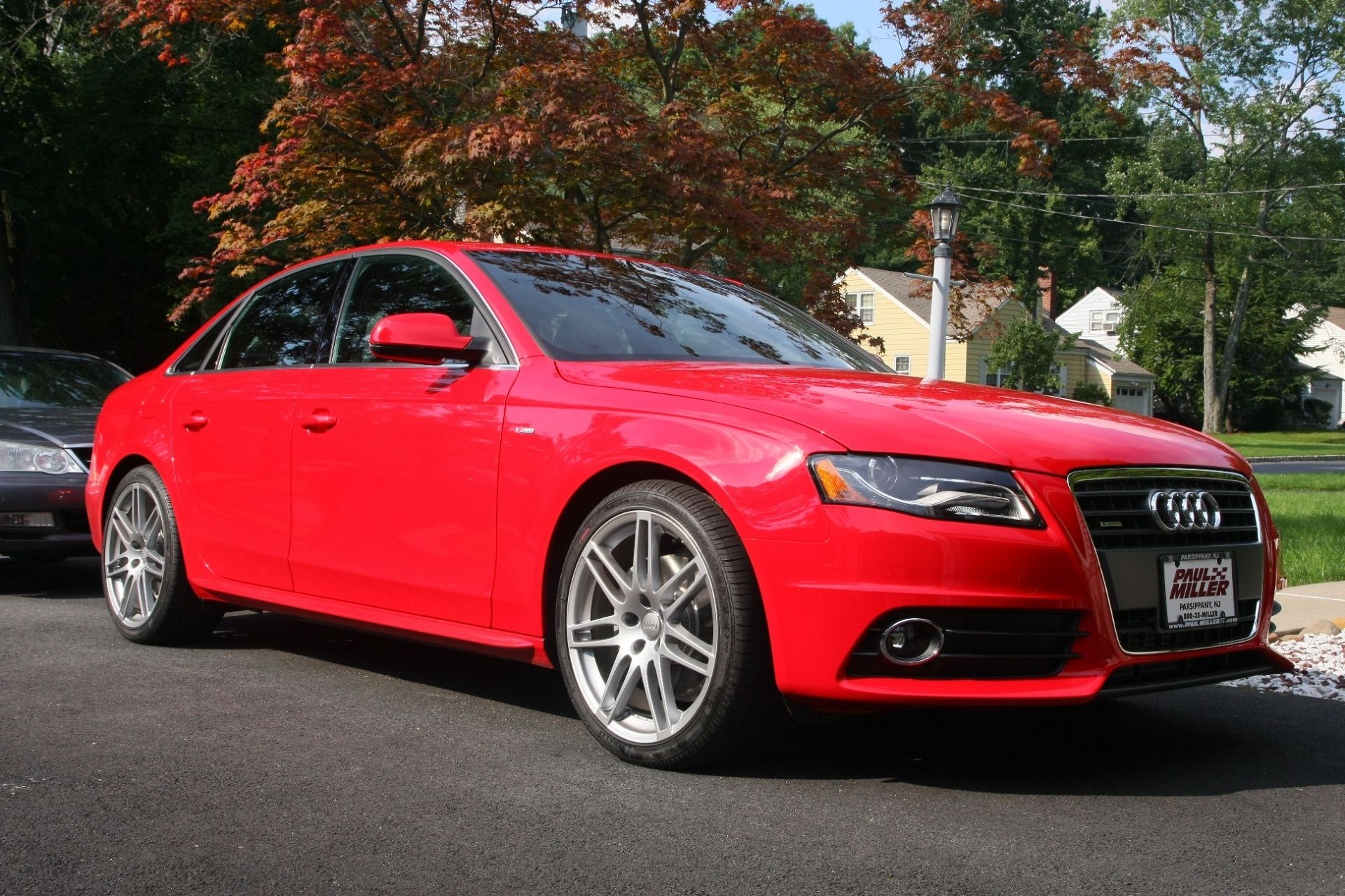 My new 2010 a4 s line for S line exterieurpaket a4