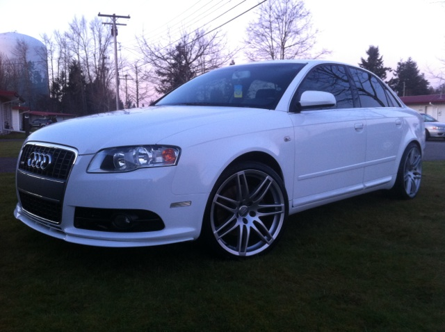 Another B7 W Oem Rs4 Wheels Page 2