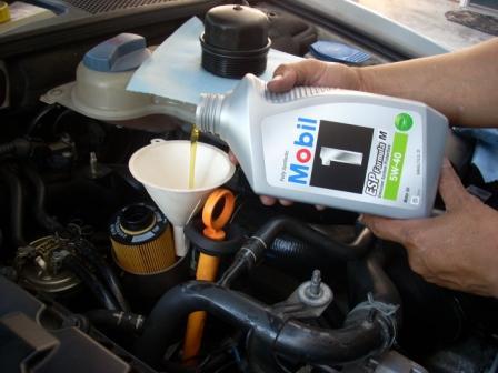 B7 3.2L Oil Change DIY