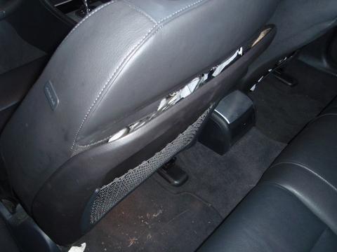 Seatback Repair