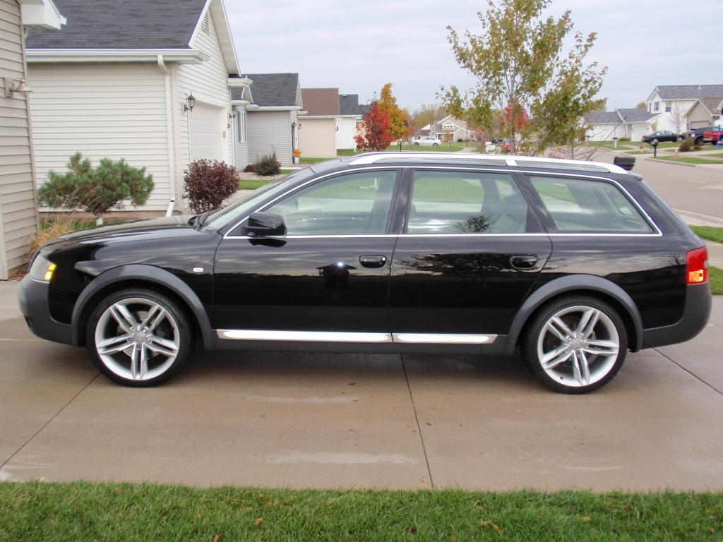 Offset Size For Allroad 05 Getting Oem S5 Wheels