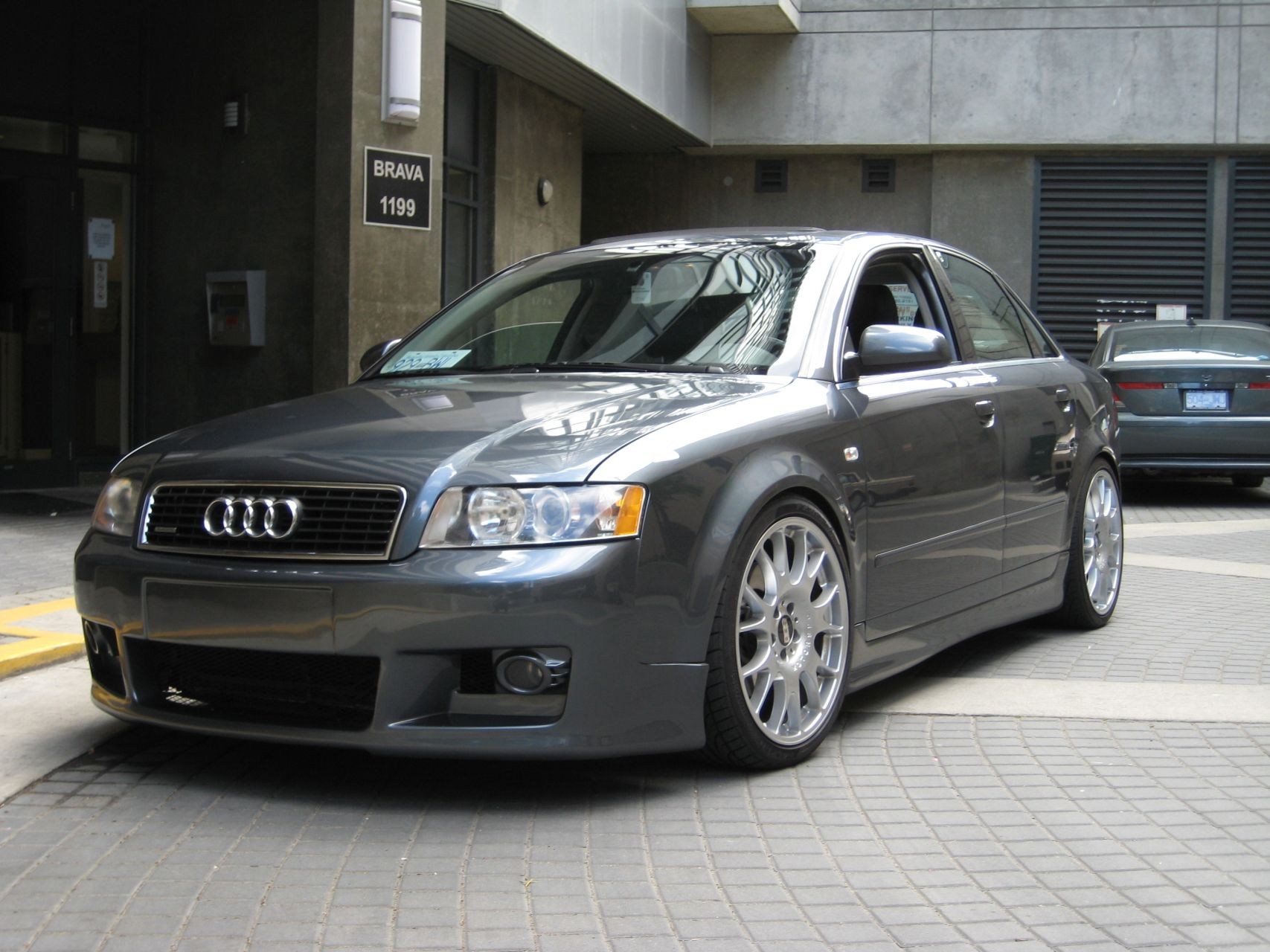 2003 audi a4 1 8t 5 spd quattro best offer takes it 14500. Black Bedroom Furniture Sets. Home Design Ideas