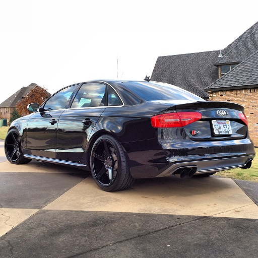 Request: Pics Of Black B8 S4/A4 With Appearance Mods