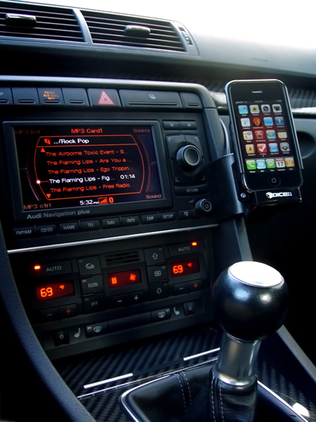 Ipod Interface Dice Electronics