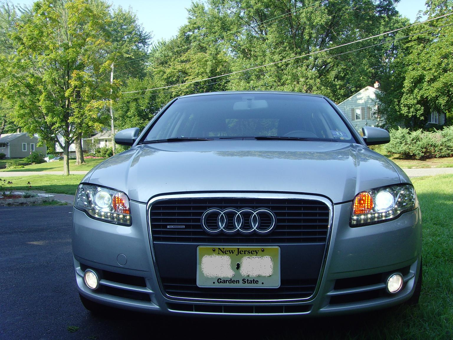 Led Headlights From Ebay - 2006 audi a4 headlights