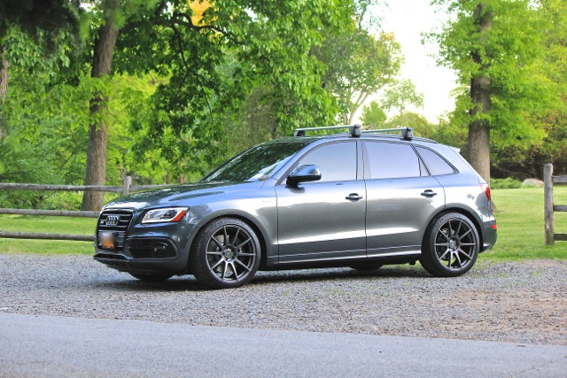 The Official Q5/SQ5 Wheel Thread - Post your setup! - Page 4