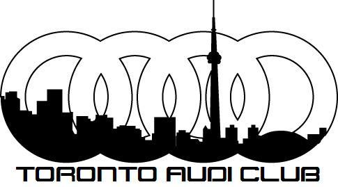 Audi Sport Logo on Thread  Toronto Audi Club Logo Decal Poll