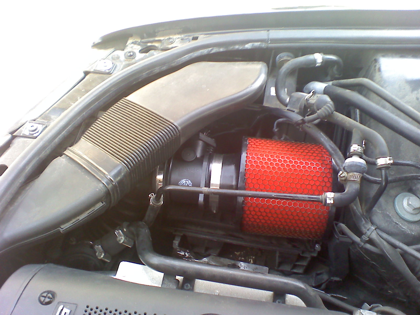 True Flow Cone Air Filter Intake